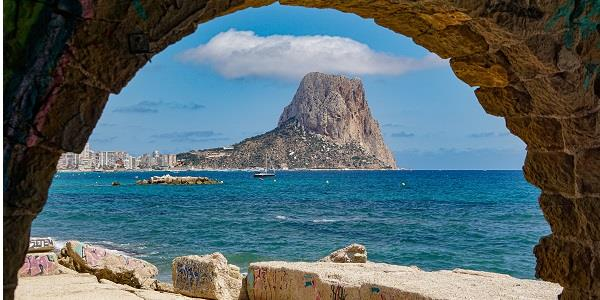 Penon de Ifach: The best views in the Costa Blanca