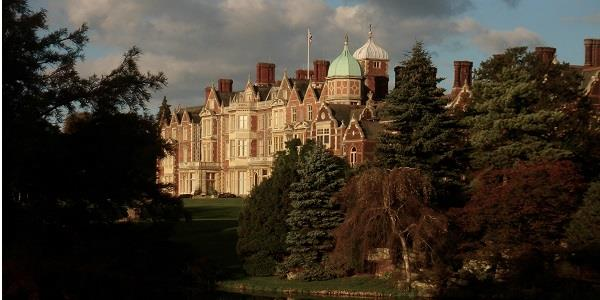 Enjoy a day fit for Royalty at Sandringham