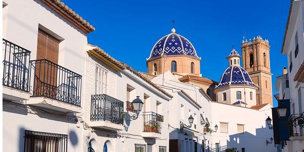 Five of our favourite seaside villages in Costa Blanca