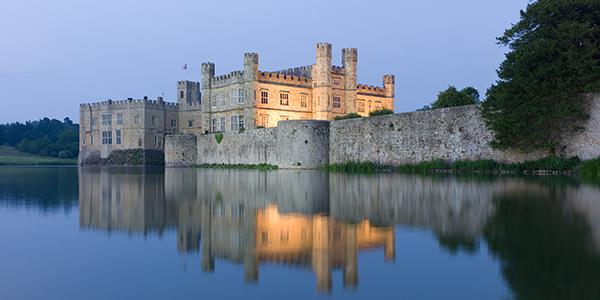 Unearth the history of Leeds Castle