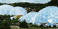 The Eden Project at Cornwall