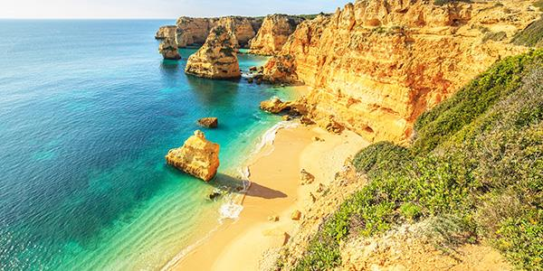 Five of the best Algarve Beaches