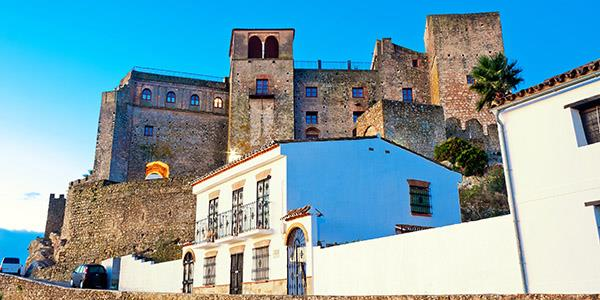 Places to visit in the Costa del Sol - Castellar de la Frontera