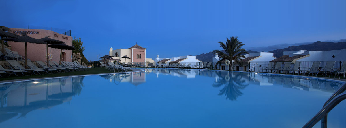 Stunning locations, facilities and properties - Including this moorish-style village in Andalucia