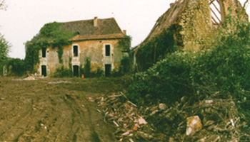 Hamlet of Constant in the Dordogne renovated in 1988
