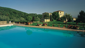 Stigliano holiday properties in Tuscany, Italy opened in 1991