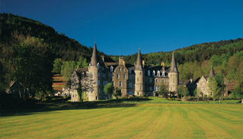 Tigh Mor Trossachs in Scotland given new lease of life in 1993