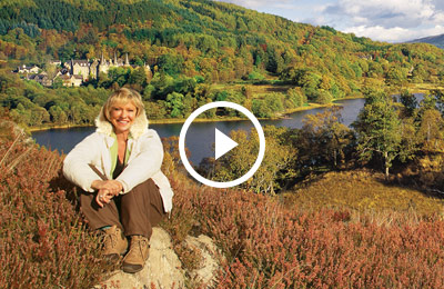 Sue Barker introduces luxury holiday property in the Holiday Property Bond portfolio, a 5 minute video by HPB