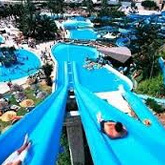 Take the family to Torremolinos' Aqualand water park and enjoy the rides