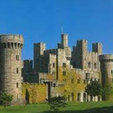 Head to Penrhyn Castle, the 19th century 'fantasy castle' near Bangor