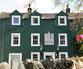 Green holiday cottage Cumbria