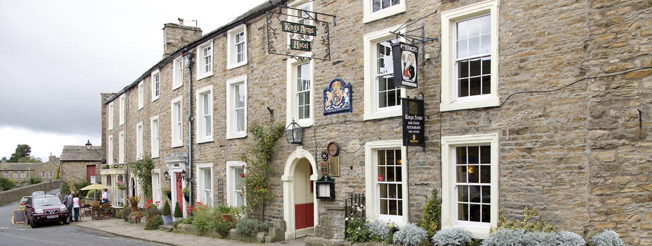 Kings Arms, Askrigg