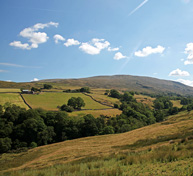 Views of surrounding Dales