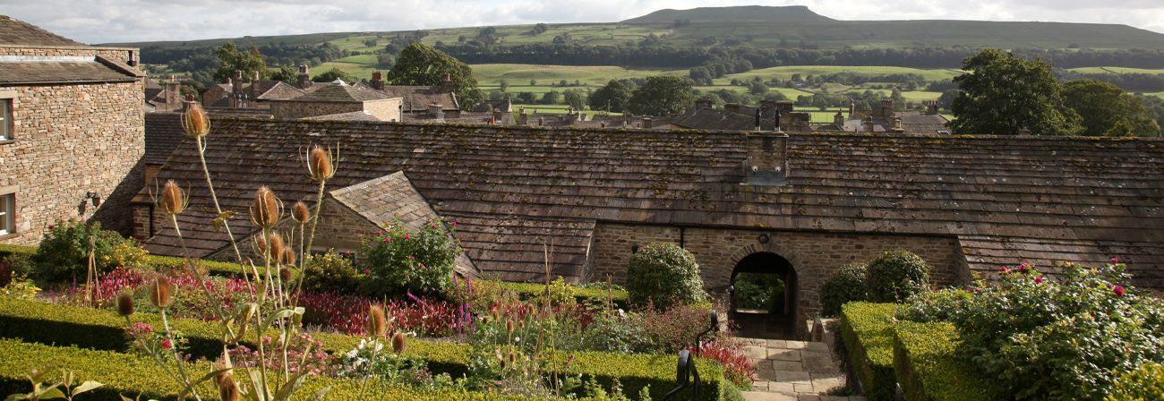 Lodge Yard, Askrigg
