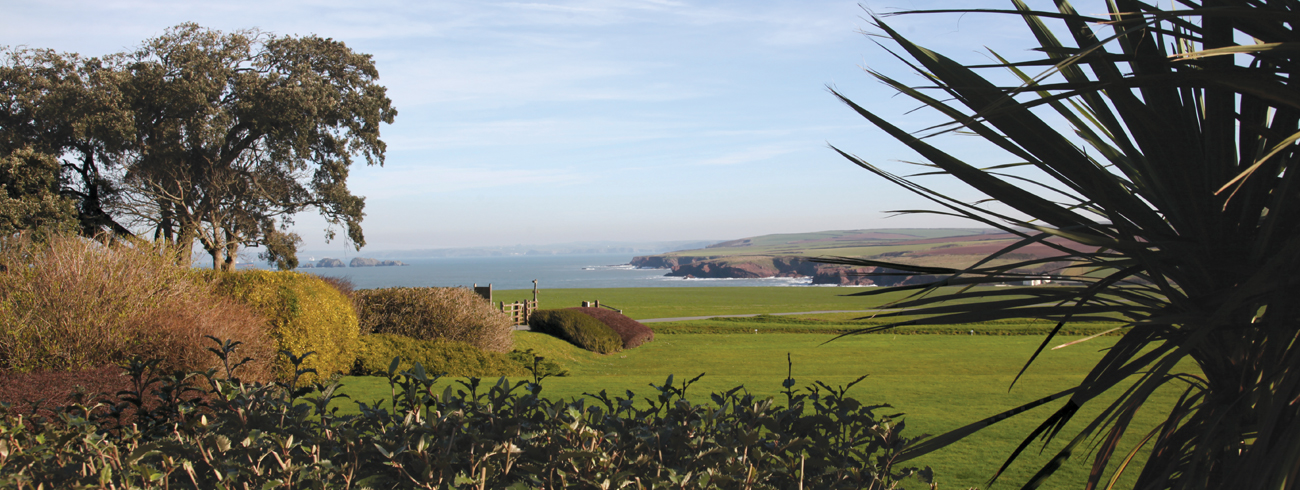St Brides Castle