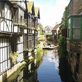 Canterbury, city of Chaucer and ghosts