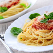 Create your own Italian cuisine
