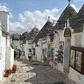 'Trulli' beautiful Alberobello