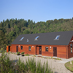 Witch's Pool holiday cottage, Perthshire