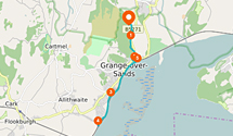 Grange-over-Sands and Kents Bank